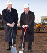 Breaking Ground at Quarriers new Epilepsy Centre